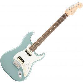 Fender American PRO Stratocaster HH Shawbucker RW Sonic Grey