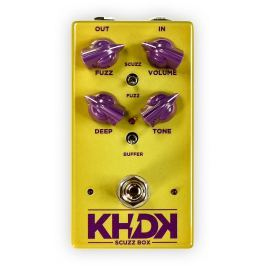 KHDK Electronics Scuzz Box