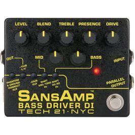 Tech 21 Bass Driver D.I. V.2