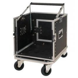 Warwick 19'' L Rack Flight Case 10HE-10U Black