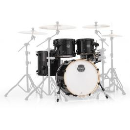 Mapex Armory 5 Piece Fusion Shell Pack Transparent Black