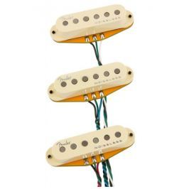 Fender Gen 4 Noiseless Stratocaster Pickups, Set of 3