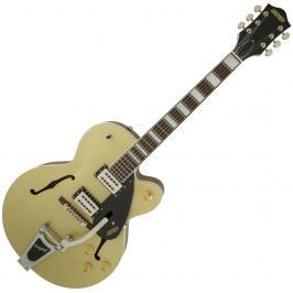 Gretsch G2420T Streamliner Single Cutaway Hollow Body with Bigsby, Gold Dust