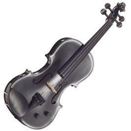 Stentor E-Violin 4/4 Student II, Artec Piezo Pickup Black