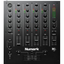 Numark M6-USB 4-Channel Mix