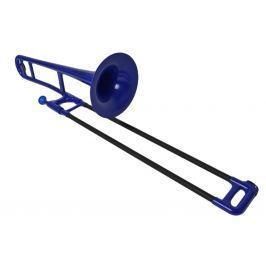 pBone Trombone Blue