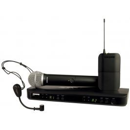 Shure BLX1288E/P31 Dual Channel Combo Wireless System
