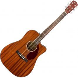 Fender CD-140SCE Mahogany with Case Natural