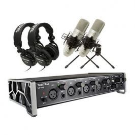 Tascam US-4x4TP TrackPack