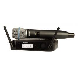 Shure GLXD24E/B87A Handheld Wireless System