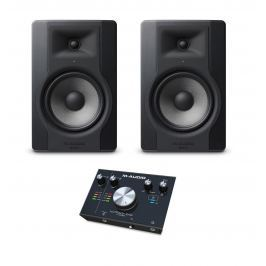 M-Audio BX8 D3 SET