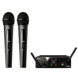 AKG WMS40 Mini2 Vocal Dual US25AC