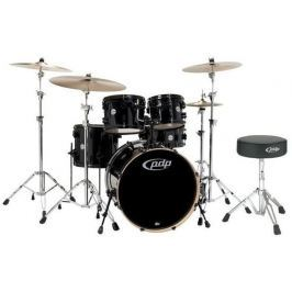 PDP by DW MAINstage Black Metallic 22x10x12x16-14