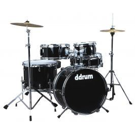DDRUM D1 Junior Drum Set 5pc - Midnight Black