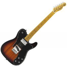 Fender Squier Vintage Modified Telecaster Custom 3 Color Sunburst