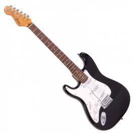 Encore LH-E6BLK Left Hand Electric Guitar Gloss Black