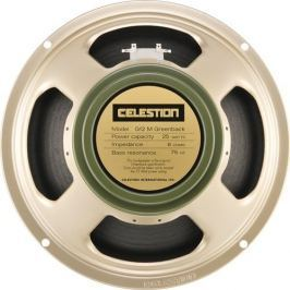 Celestion G 12 M GREENBACK 8
