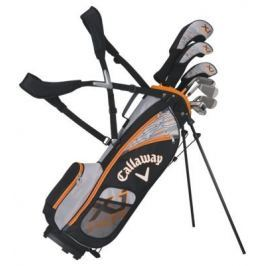 Callaway X Junior Hot 8Pc 5-8 Boy RH Boy 8PC