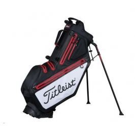Titleist Players 5 Stadry Bag Blk/Wh/Red