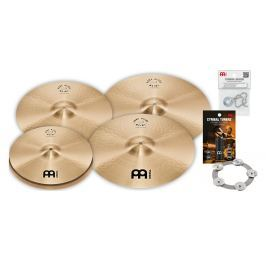 Meinl PA14161820M Pure Alloy complete cymbal set