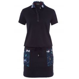 Golfino Short Sleeve Sun Protect Dress W/Shorts 580 36