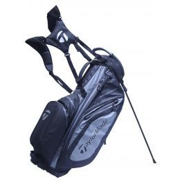Taylormade TM17 Waterproof Stand Black Charcoal