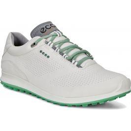 Ecco Golf Biom Hybrid 2 White/Granite Gree 42 Womens