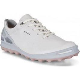 Ecco Golf Cage Pro White/Silver Pink 35 Womens