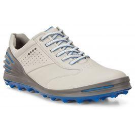 Ecco Golf Cage Pro Concrete /Bermuda Blue 39 Mens