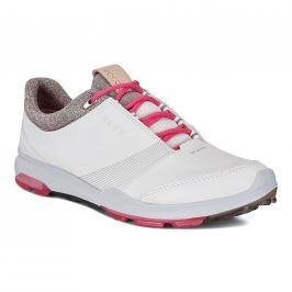 Ecco Golf Biom Hybrid 3 White/Teaberry 37 Womens