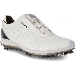 Ecco Golf Biom G2 White/Black 45 Mens