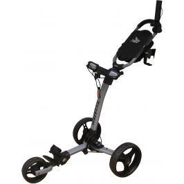 Axglo TriLite 3 wheel trolley grey/black