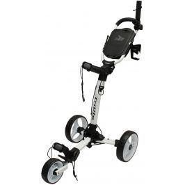 Axglo TriLite 3 wheel trolley white/white