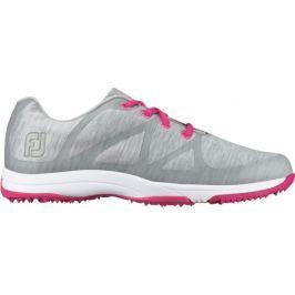 Footjoy Fj Leisure Light Grey Womens US7.0