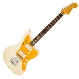 Fender Squier J Mascis Jazzmaster IL Vintage White