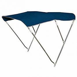 Osculati Bimini Top III Stainless Blue - 175-185 cm