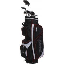 Spalding True Black Full Set Ladies RH Graphite Cart Bag