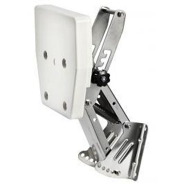 Osculati SS outboard bracket 20HP fold.