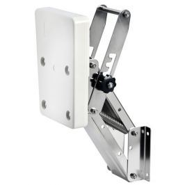Osculati SS outboard bracket 15HP fold.