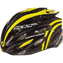 SH+ SHABLI S-LINE matt finishing black matt/yellow fluo Unisize