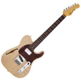 Halbresonanz-Gitarre