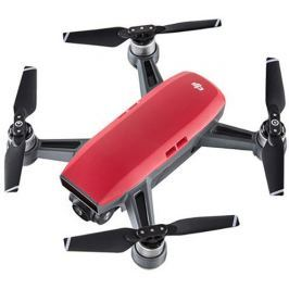 DJI Spark Lava Red version + Remote Controller