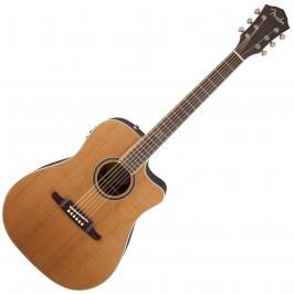 Fender F1030SCE Walnut FB Natural