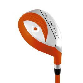 Masters Golf MKids Half Set Rh Orange 49in - 125cm