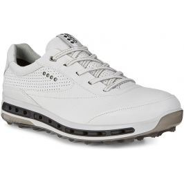 Ecco Golf Cool Pro White/Black/Transparent 44 Mens (B-Stock) #909929