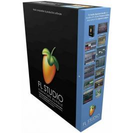 Image Line FL Studio 20 Signature Bundle