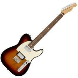 Fender Player Series Telecaster HH PF 3-Color Sunburst
