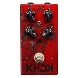 KHDK Electronics Dark Blood Limited Edition Candy Apple Red