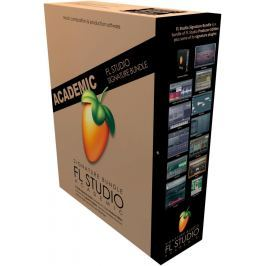 Image Line FL Studio 20 Academic Signature Bundle
