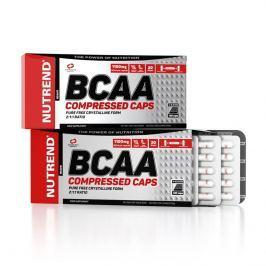 Nutrend BCAA Compressed Caps 120 kapslí